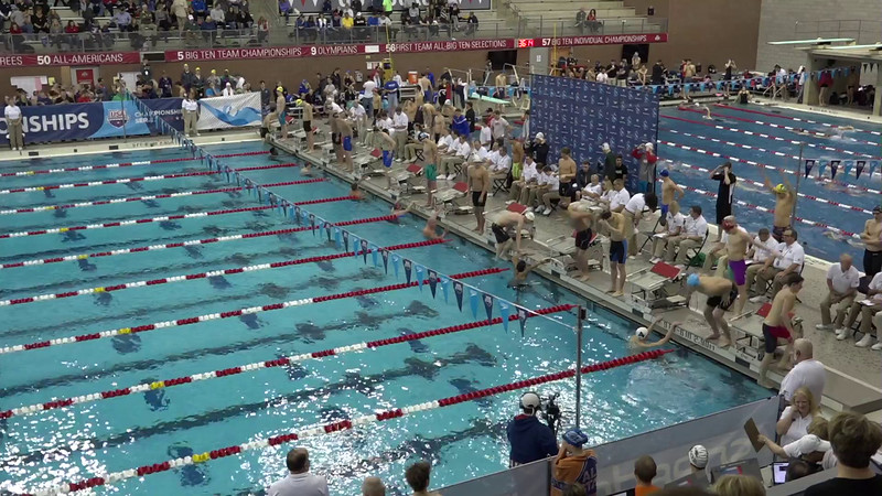 Heat 4 | #28 Men 200 Back | 2016 SPEEDO WINTER JR. CHAMPIONSHIPS EAST | VIDEO
