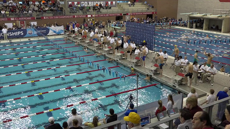 Heat 7 | #14 Men 400 IM | 2016 SPEEDO WINTER JR. CHAMPIONSHIPS EAST | VIDEO