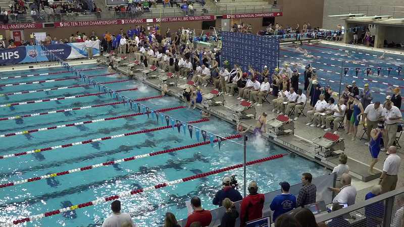 Heat 4 | #21 Women 100 Back | 2016 SPEEDO WINTER JR. CHAMPIONSHIPS EAST | VIDEO