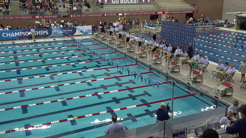 C Final | #5 Women 500 Free | 2016 SPEEDO WINTER JR. CHAMPIONSHIPS EAST | VIDEO