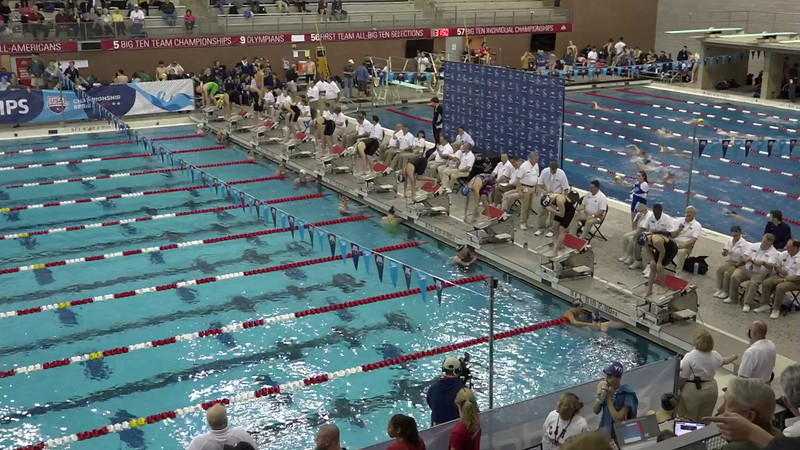 Heat 7 | #5 Women 500 Free | 2016 SPEEDO WINTER JR. CHAMPIONSHIPS EAST | VIDEO