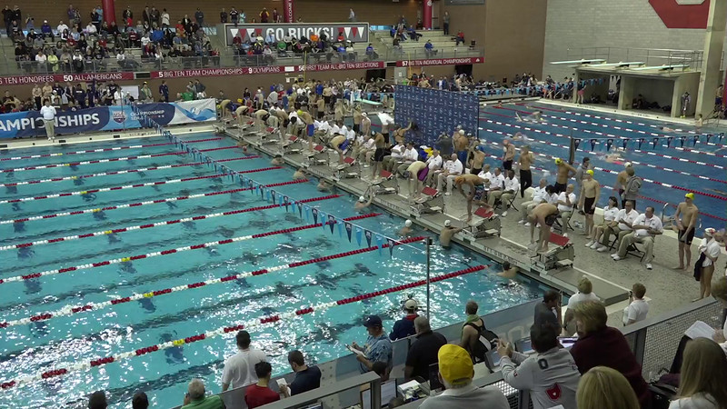 Heat 9 | #18 Men 200 Free | 2016 SPEEDO WINTER JR. CHAMPIONSHIPS EAST | VIDEO