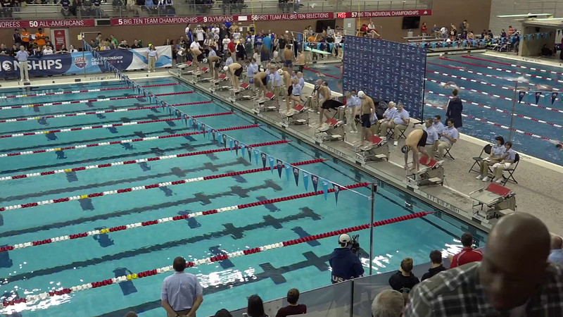 B Final | #34 Men 200 Fly | 2016 SPEEDO WINTER JR. CHAMPIONSHIPS EAST | VIDEO