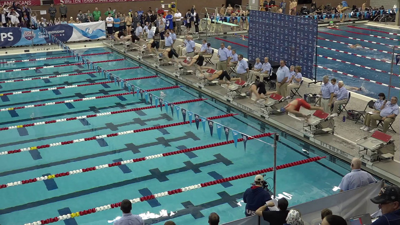 A Final | #7 Women 200 IM | 2016 SPEEDO WINTER JR. CHAMPIONSHIPS EAST | VIDEO