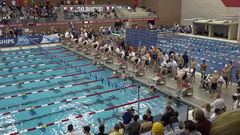Heat 6 | #16 Men 100 Fly | 2016 SPEEDO WINTER JR. CHAMPIONSHIPS EAST | VIDEO