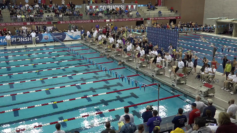 Heat 2 | #19 Women 100 Breast | 2016 SPEEDO WINTER JR. CHAMPIONSHIPS EAST | VIDEO