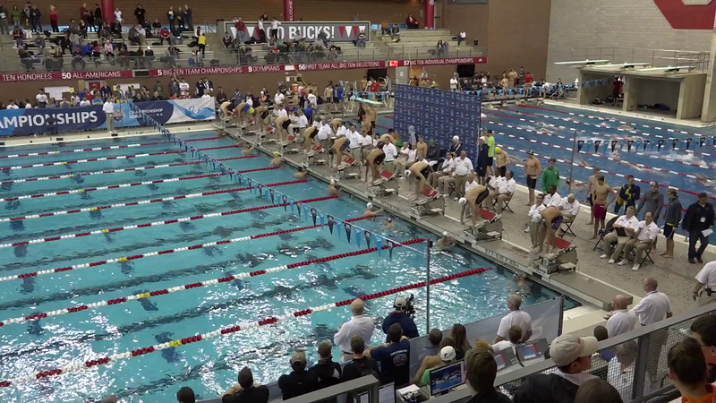 Heat 9 | #8 Men 200 IM | 2016 SPEEDO WINTER JR. CHAMPIONSHIPS EAST | VIDEO
