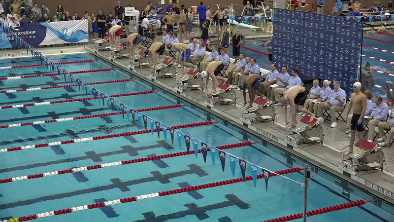 A Final | #30 Men 100 Free | 2016 SPEEDO WINTER JR. CHAMPIONSHIPS EAST | VIDEO