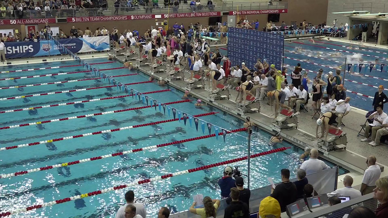 Heat 6 | #15 Women 100 Fly | 2016 SPEEDO WINTER JR. CHAMPIONSHIPS EAST | VIDEO