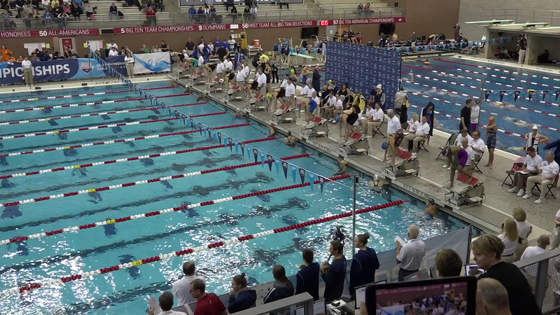 Heat 4 | #33 Women 200 Fly | 2016 SPEEDO WINTER JR. CHAMPIONSHIPS EAST | VIDEO