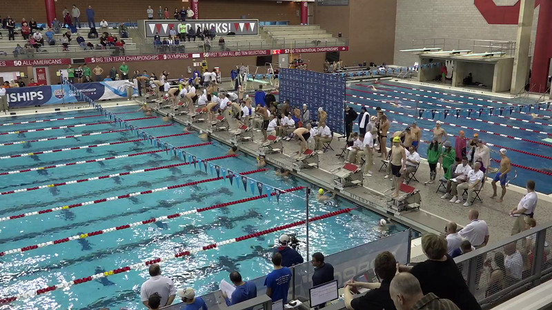 Heat 5 | #34 Men 200 Fly | 2016 SPEEDO WINTER JR. CHAMPIONSHIPS EAST | VIDEO