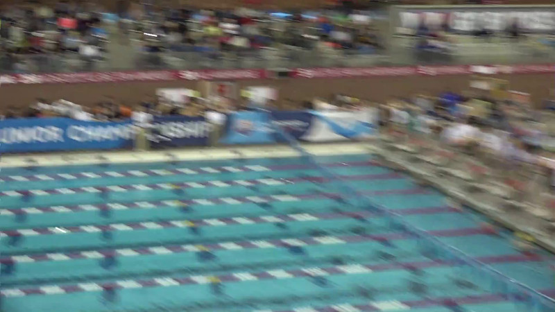 Heat 7 | #31 Women 200 Breast | 2016 SPEEDO WINTER JR. CHAMPIONSHIPS EAST | VIDEO
