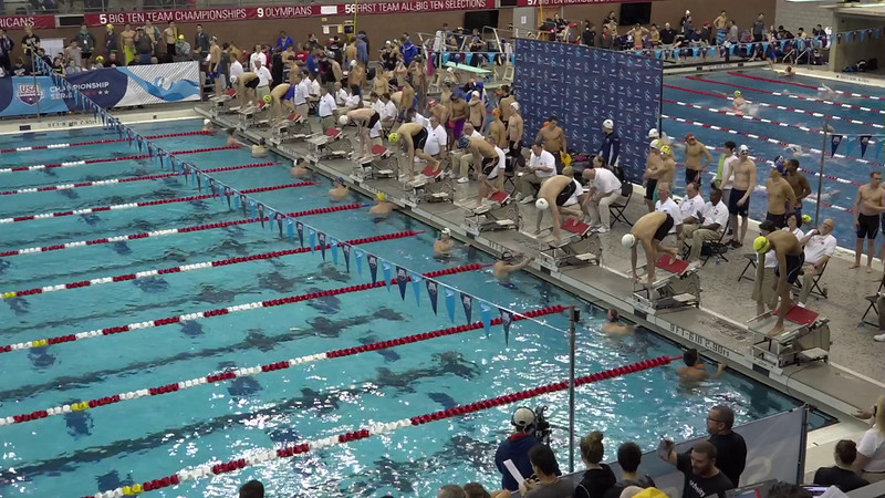 Heat 3 | #16 Men 100 Fly | 2016 SPEEDO WINTER JR. CHAMPIONSHIPS EAST | VIDEO