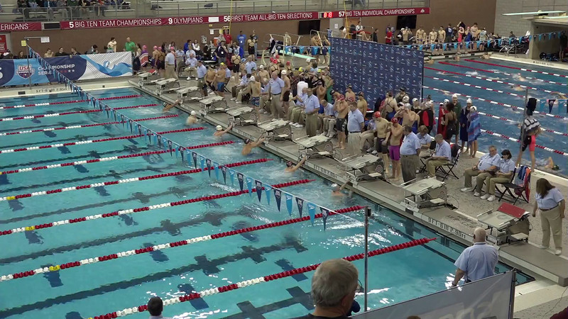 Heat 4 | #12 Men 4x100 Medley Relay | 2016 SPEEDO WINTER JR. CHAMPIONSHIPS EAST | VIDEO