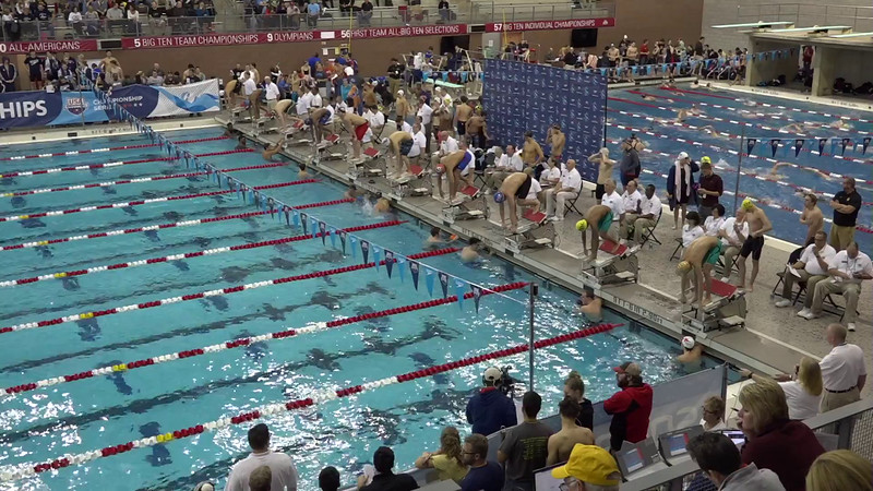 Heat 9 | #16 Men 100 Fly | 2016 SPEEDO WINTER JR. CHAMPIONSHIPS EAST | VIDEO