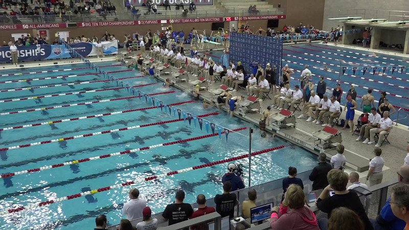 Heat 3 | #27 Women 200 Back | 2016 SPEEDO WINTER JR. CHAMPIONSHIPS EAST | VIDEO