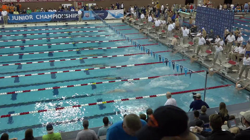 Heat 7 | #8 Men 200 IM | 2016 SPEEDO WINTER JR. CHAMPIONSHIPS EAST | VIDEO