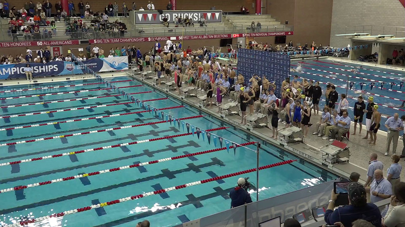 Heat 3 | #11 Women 4x100 Medley Relay | 2016 SPEEDO WINTER JR. CHAMPIONSHIPS EAST | VIDEO