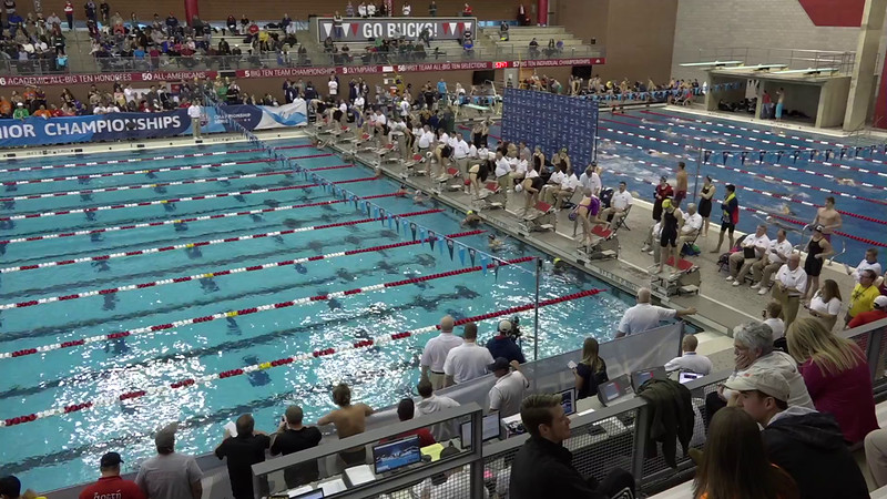 Heat 14 | #7 Women 200 IM | 2016 SPEEDO WINTER JR. CHAMPIONSHIPS EAST | VIDEO
