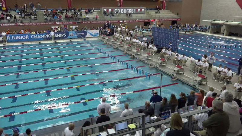 Heat 2 | #5 Women 500 Free | 2016 SPEEDO WINTER JR. CHAMPIONSHIPS EAST | VIDEO