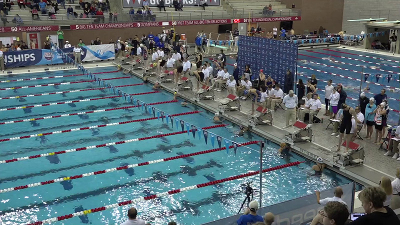 Heat 6 | #33 Women 200 Fly | 2016 SPEEDO WINTER JR. CHAMPIONSHIPS EAST | VIDEO