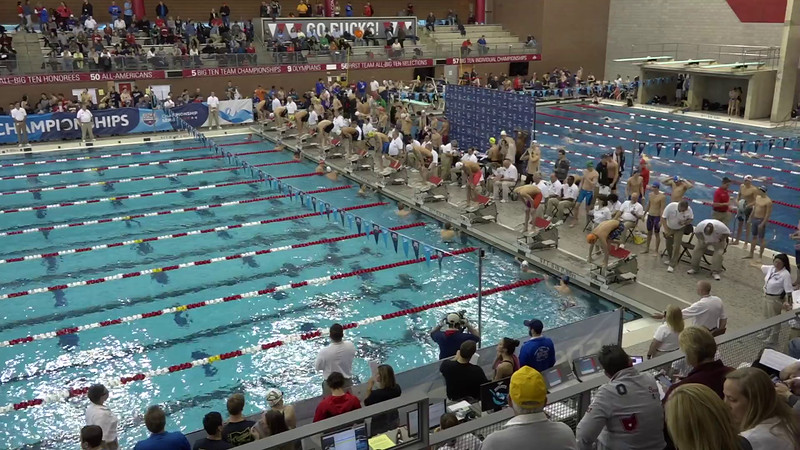 Heat 4 | #20 Men 100 Breast | 2016 SPEEDO WINTER JR. CHAMPIONSHIPS EAST | VIDEO