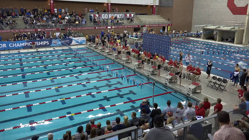 A Final | #18 Men 200 Free | 2016 SPEEDO WINTER JR. CHAMPIONSHIPS EAST | VIDEO