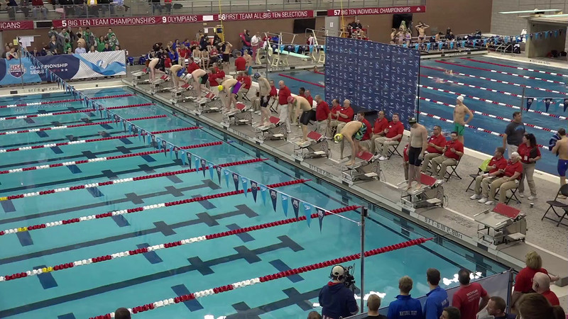 C Final | #14 Men 400 IM | 2016 SPEEDO WINTER JR. CHAMPIONSHIPS EAST | VIDEO