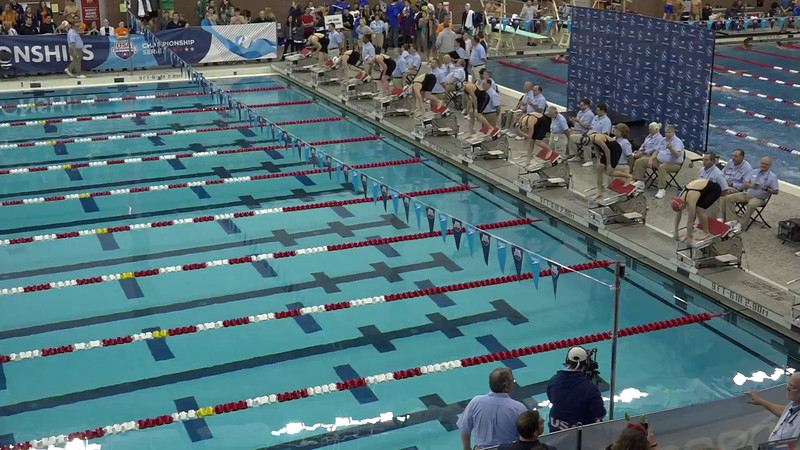 A Final | #31 Women 200 Breast | 2016 SPEEDO WINTER JR. CHAMPIONSHIPS EAST | VIDEO