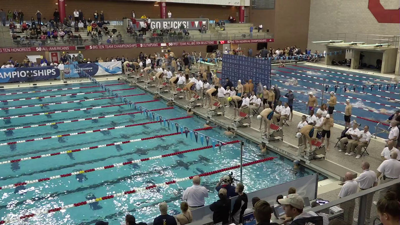 Heat 5 | #8 Men 200 IM | 2016 SPEEDO WINTER JR. CHAMPIONSHIPS EAST | VIDEO