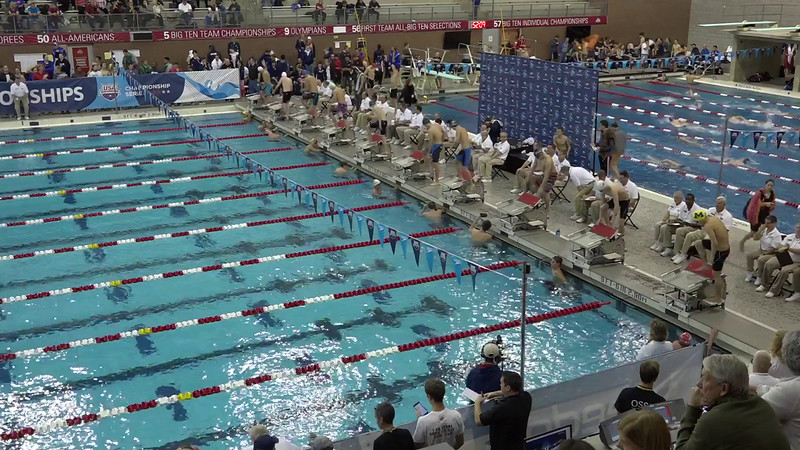 Heat 4 | #6 Men 500 Free | 2016 SPEEDO WINTER JR. CHAMPIONSHIPS EAST | VIDEO