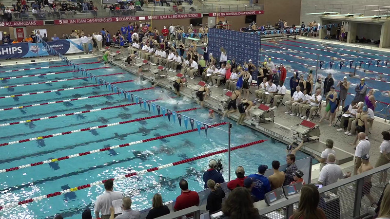 Heat 3 | #21 Women 100 Back | 2016 SPEEDO WINTER JR. CHAMPIONSHIPS EAST | VIDEO