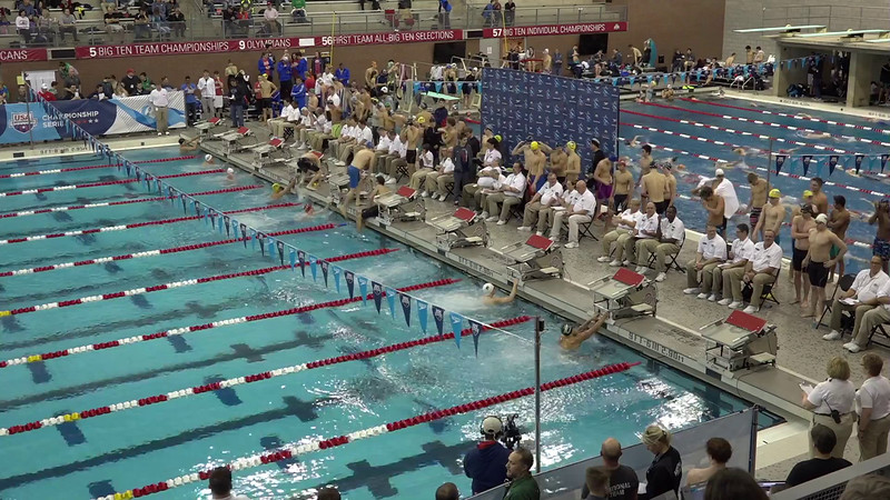 Heat 2 | #22 Men 100 Back | 2016 SPEEDO WINTER JR. CHAMPIONSHIPS EAST | VIDEO