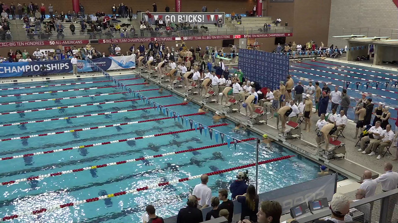 Heat 12 | #8 Men 200 IM | 2016 SPEEDO WINTER JR. CHAMPIONSHIPS EAST | VIDEO