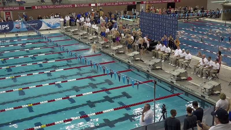 Heat 4 | #2 Men 4x50 Medley Relay | 2016 SPEEDO WINTER JR. CHAMPIONSHIPS EAST | VIDEO