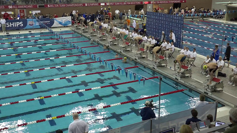Heat 2 | #6 Men 500 Free | 2016 SPEEDO WINTER JR. CHAMPIONSHIPS EAST | VIDEO
