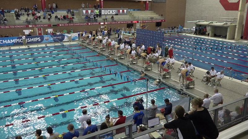 Heat 8 | #34 Men 200 Fly | 2016 SPEEDO WINTER JR. CHAMPIONSHIPS EAST | VIDEO