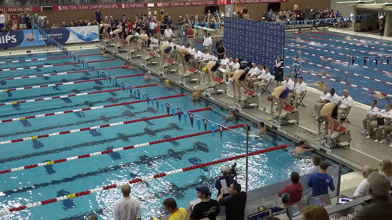 Heat 9 | #6 Men 500 Free | 2016 SPEEDO WINTER JR. CHAMPIONSHIPS EAST | VIDEO