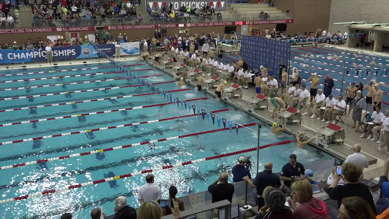 Heat 6 | #28 Men 200 Back | 2016 SPEEDO WINTER JR. CHAMPIONSHIPS EAST | VIDEO