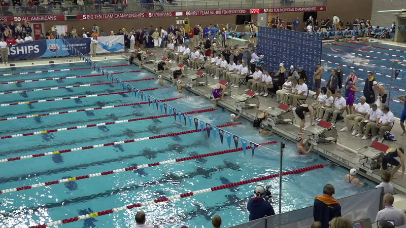 Heat 10 | #27 Women 200 Back | 2016 SPEEDO WINTER JR. CHAMPIONSHIPS EAST | VIDEO