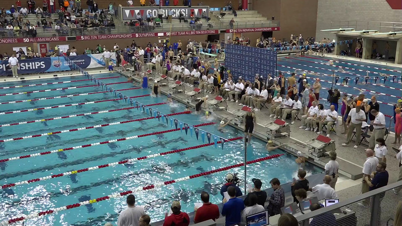 Heat 9 | #21 Women 100 Back | 2016 SPEEDO WINTER JR. CHAMPIONSHIPS EAST | VIDEO