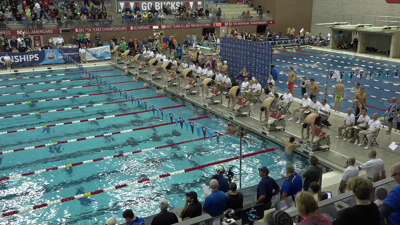 Heat 11 | #30 Men 100 Free | 2016 SPEEDO WINTER JR. CHAMPIONSHIPS EAST | VIDEO