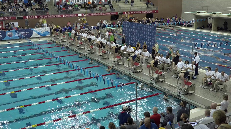 Heat 5 | #17 Women 200 Free | 2016 SPEEDO WINTER JR. CHAMPIONSHIPS EAST | VIDEO