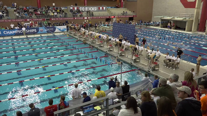Heat 8 | #6 Men 500 Free | 2016 SPEEDO WINTER JR. CHAMPIONSHIPS EAST | VIDEO