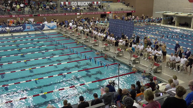 Heat 7 | #29 Women 100 Free | 2016 SPEEDO WINTER JR. CHAMPIONSHIPS EAST | VIDEO