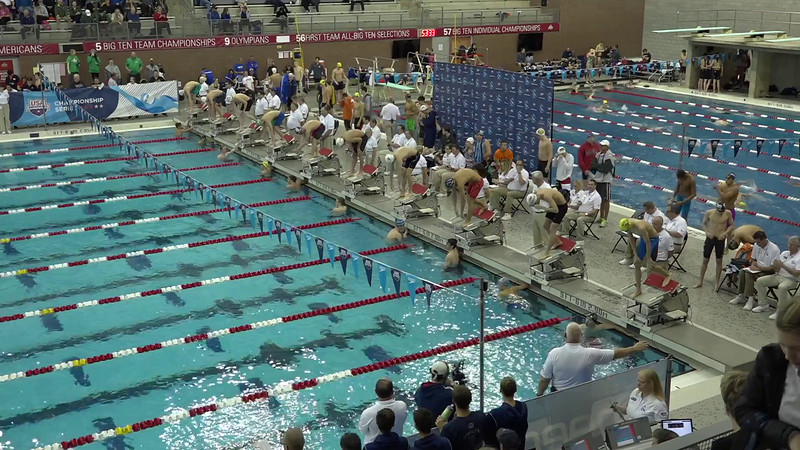 Heat 6 | #32 Men 200 Breast | 2016 SPEEDO WINTER JR. CHAMPIONSHIPS EAST | VIDEO