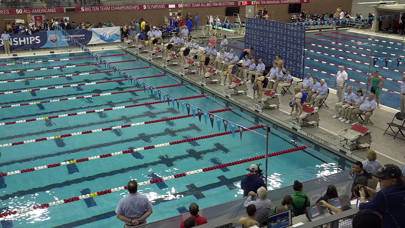 B Final | #5 Women 500 Free | 2016 SPEEDO WINTER JR. CHAMPIONSHIPS EAST | VIDEO