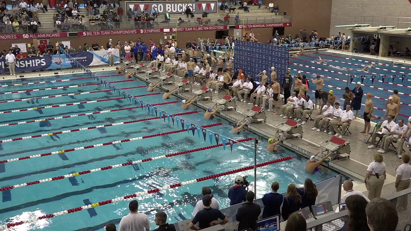 Heat 7 | #22 Men 100 Back | 2016 SPEEDO WINTER JR. CHAMPIONSHIPS EAST | VIDEO