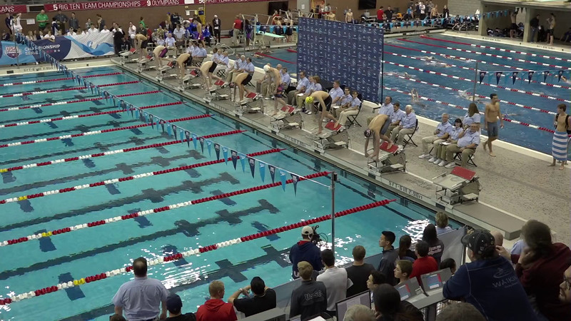 B Final | #10 Men 50 Free | 2016 SPEEDO WINTER JR. CHAMPIONSHIPS EAST | VIDEO