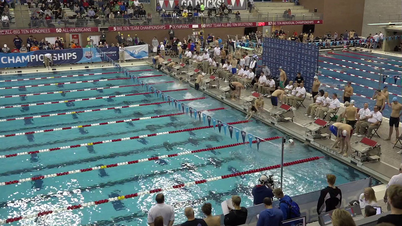 Heat 3 | #28 Men 200 Back | 2016 SPEEDO WINTER JR. CHAMPIONSHIPS EAST | VIDEO
